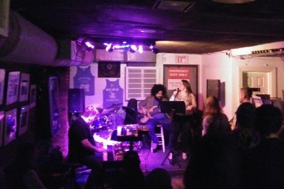wally's jazz club